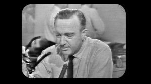Walter Cronkite anuncia a morte de JFK há 50 anos