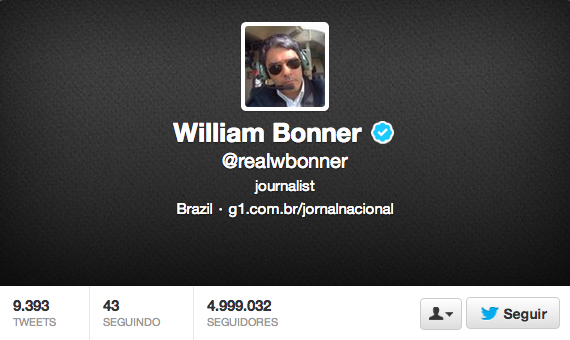 William Bonner  realwbonner  no Twitter