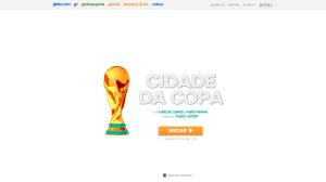 Cidade da Copa   globoesporte.com