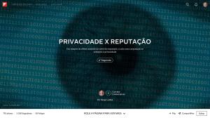 Privacidade x Reputação no Flipboard